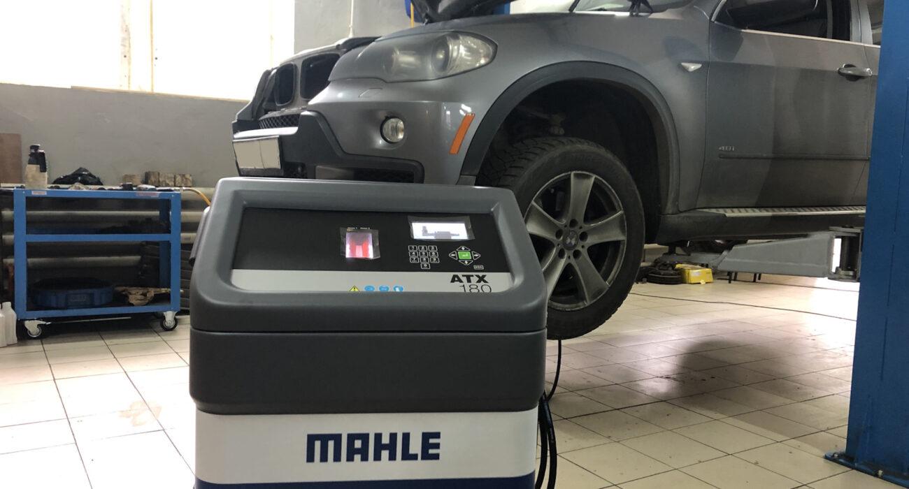Полная аппаратная замена масла АКПП BMW X5 E70 6HP26